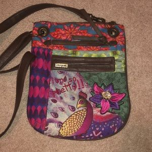Desigual Crossbody Purse